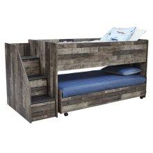 Derekson - Multi Gray 5 Piece Bedroom Set