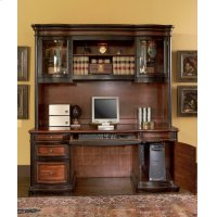 Pergola Two-tone Warm Brown Desk and Credenza Product Image