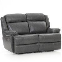 Avalon Dual Power Reclining Love Seat Product Image