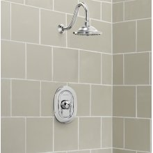 Quentin Shower Only Trim with Pressure Balance Cartridge  American Standard - Polished Chrome