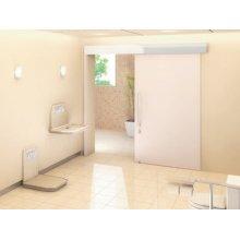 Barn Door Style Self-closing Door System