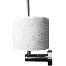 Chrome D-code Spare Toilet Paper Holder