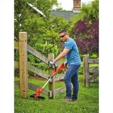 6.5 Amp 14 in. POWERCOMMAND® Electric String Trimmer/Edger with EASYFEED