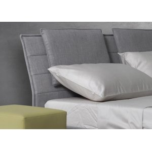 Headboard pillow