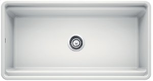 "Blanco Profina 36"" Apron Front - White Product Image"