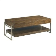 Palermo Rectangular Cocktail Table