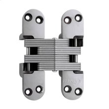 Model 418SS Stainless Steel Invisible Hinge Bright Stainless Steel