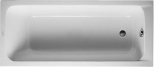 White D-code Bathtub Product Image