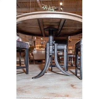 """Mae Adjustable Dining Table 55"""""""