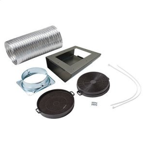 Optional Non-Duct Kit for B58 and BW50 Series Range Hoods