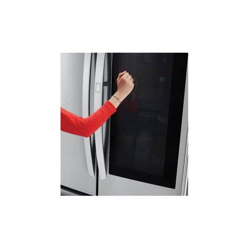 27 cu. ft. InstaView Door-in-Door® Refrigerator