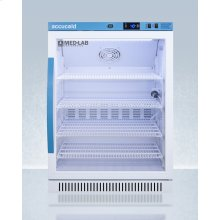 Performance Series Med-lab 6 CU.FT. Freestanding Glass Door ADA Height All-refrigerator