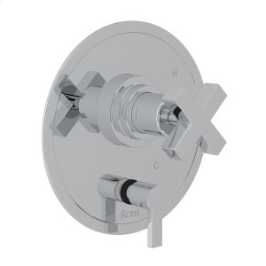 Polished Chrome Campo Pressure Balance Trim With Diverter Product Image