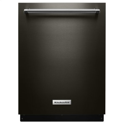 39 DBA Dishwasher with Fan-Enabled ProDry System and PrintShield Finish Black Stainless Steel with PrintShield™ Finish Product Image