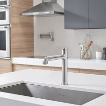 Studio S Pull-Out Kitchen Faucet  American Standard - Stainless Steel