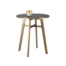 Bronx Bar Table - Black