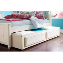 Summerset - Ivory Trundle / Storage Drawer