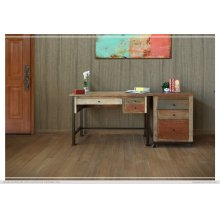 Writing Desk, Reclaimed Wood finish