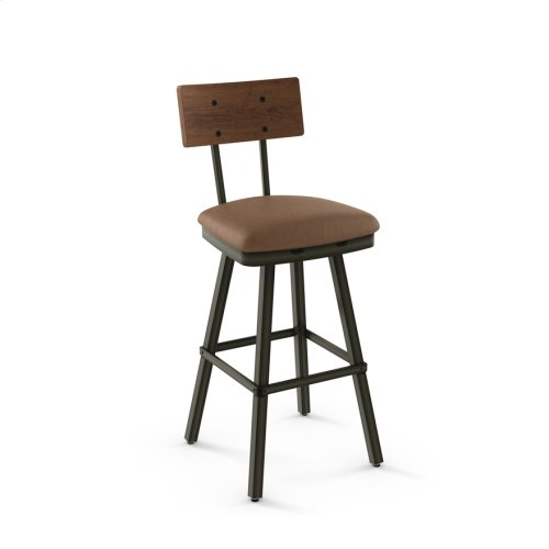 Jetson Swivel Stool