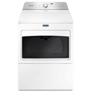 Large Capacity Gas Dryer with IntelliDry® Sensor - 7.4 cu. ft. White Product Image