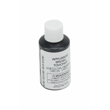 0.6 fl. Oz. Charcoal Sparkle Touch-Up Paint Bottle