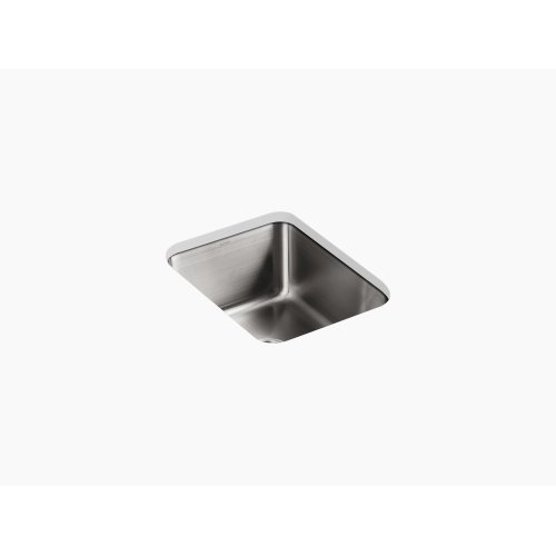 "15-3/4"" X 20-3/8"" X 9-1/2"" Under-mount Square Single-bowl Kitchen Sink"