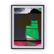 Buena Vista 3 By Gold Rush Art Co. Frame