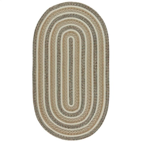 Woodbridge Sandstone Braided Rugs
