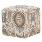 Ashbury Square Accent Ottoman Dst Product Image