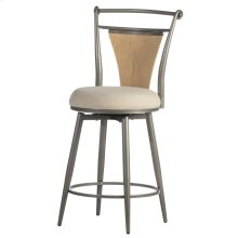 London Swivel Counter Height Stool