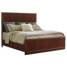 Carlyle Panel Bed King