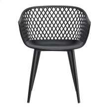 Piazza Outdoor Chair Black-m2