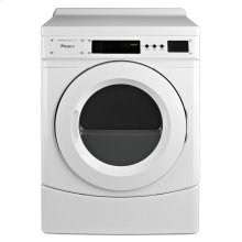 "27"" Commercial Gas Front-Load Dryer, Non-Vend"