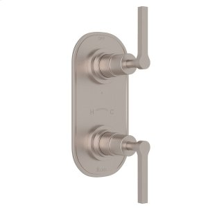 """Lombardia 1/2"""" Thermostatic/Diverter Control Trim Product Image"""