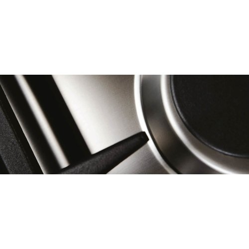 30 Drop-In Low Profile 4 Burners Stainless Steel