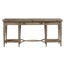 Wethersfield Estate Flip Top Table - Brimfield Oak