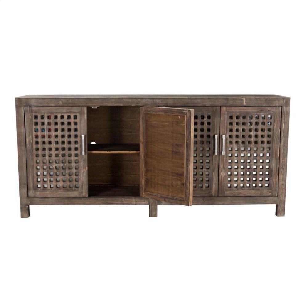 Prado 4Dr Sideboard