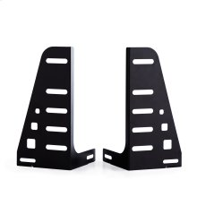 """Structures Headboard Bracket, for LT or 14"""" HD, 2 Pieces"""