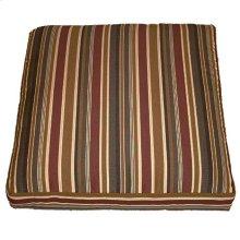 Classic Terrace Ottoman Cushion