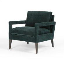 Emerald Worn Velvet Cover Olson Chair