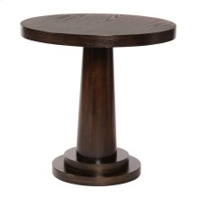 Mercer Round End Table