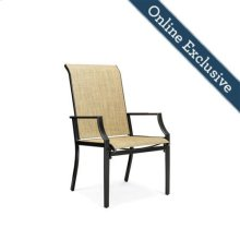 Addyson Sling Stationary Dining Chair 4 Pack