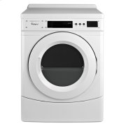 "27"" Commercial Electric Front-Load Dryer, Non-Vend Product Image"