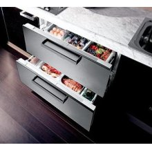 Double Refrigeration Drawer