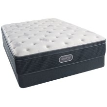 BeautyRest - Silver - Great Lakes - Plush - Euro Top - Twin