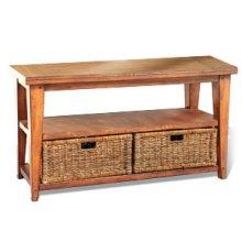 Mossy Oak Sofa Table
