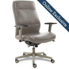 Baylor Executive Office Chair, Grey