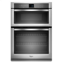 4.3 cu. ft. Combination Microwave Wall Oven with SteamClean Option
