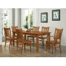 Marbrisa Mission Oak Five-piece Dining Set Product Image