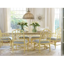 Cohasset Double Pedestal Dining Table